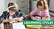 Different Learning Styles | Time4Learning
