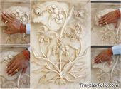 Magic Flower Frescos