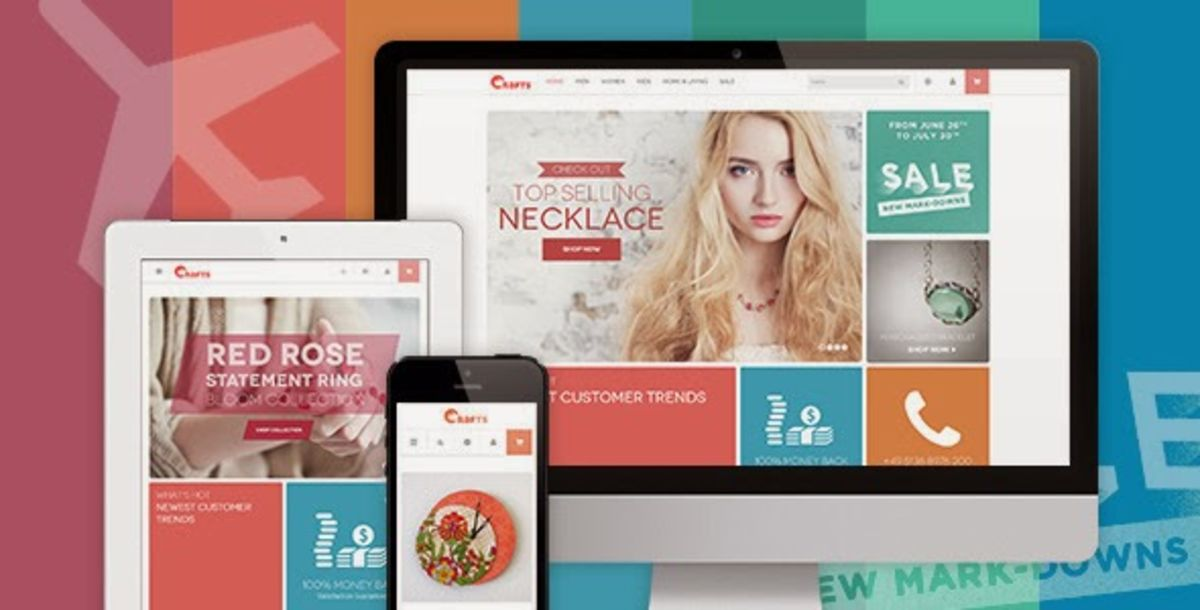 Headline for Top Magento Themes & Templates