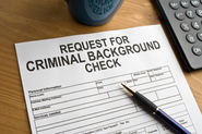 Criminal History Check search at TmiResearchServices