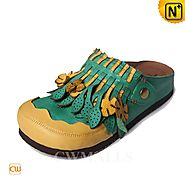 CWMALLS Handmade Leather Sandals CW306202