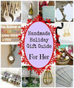 Sometimes Sweet: Holiday Gift Guide...for Her!