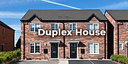 What is a Duplex House | Duplex House Design