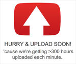 300 Hours of Video are Uploaded to YouTube Every Minute