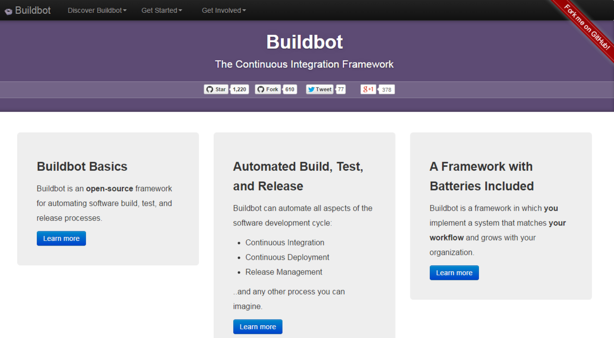 Headline for Your top tips for using @buildbot #Crowdify #GetItDone