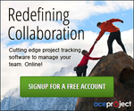 Free Project Management Software, Time Tracking and Collaboration Tool