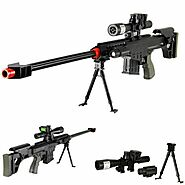 Does the Quality of Airsoft Sniper Rifles – Best Airsoft Sniper Rifle Blog