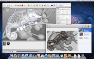 Mac 3D Software for modeling, rendering and animation - Cheetah3D