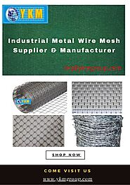 Wire Mesh Supplier