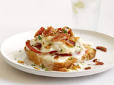 Hot Brown Turkey Sandwiches Recipe