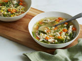 Day-After Turkey Soup Recipe