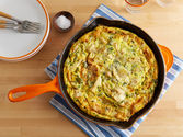 Turkey Frittata Recipe