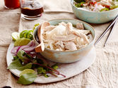 Leftover Roast Turkey Pho Recipe