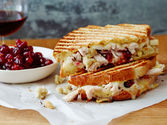 Leftover Thanksgiving Panini Recipe