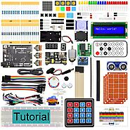 Freenove Ultimate Starter Kit with Board V4 (Compatible with Arduino IDE), 273 Pages Detailed Tutorial, 217 Items, 51...