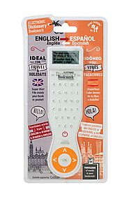 Electronic Dictionary Bookmark-Spanish-English- Buy Online in Saudi Arabia at Desertcart. ProductId : 159648481.