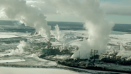 Video: Take a helicopter ride over Alberta's oil sands