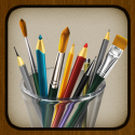 MyBrushes for iPad - Paint, Draw, Scribble, Sketch, Doodle with 100 brushes By effectmatrix