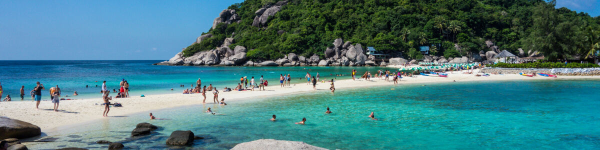 Headline for 5 Best Island-hopping Destinations Around Koh Samui
