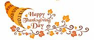 Happy Thanksgiving Wishes, Images, Messages And Pictures