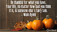 Happy Thanksgiving Wishes For Sending To Everyone