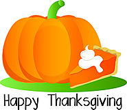 Happy Thanksgiving Cliparts For Sharing With Friends