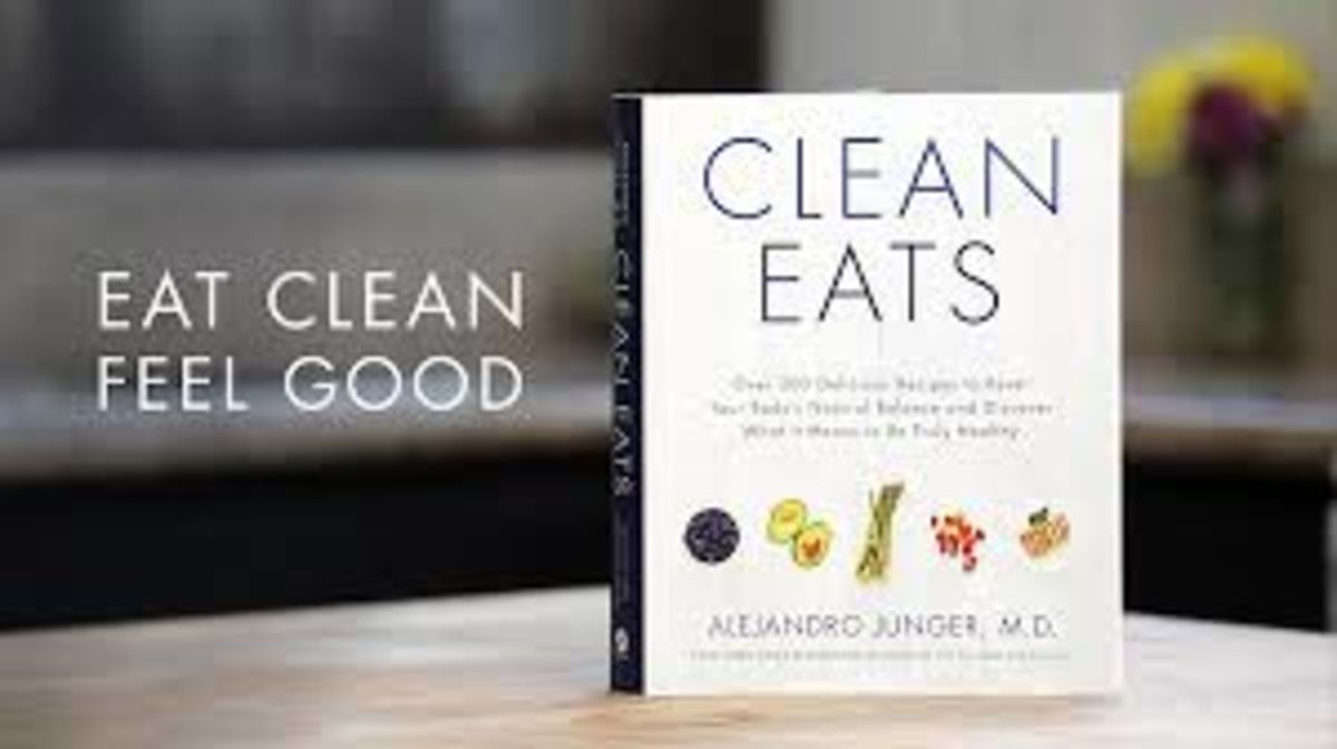 Headline for Clean Eats Over 200 Delicious Recipes