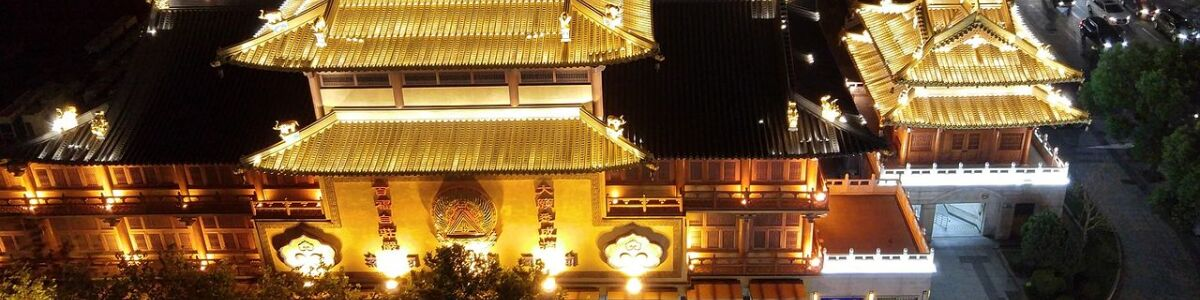 Headline for Top 05 Historical Attractions in Shanghai – Insights Into a Rich Heritage