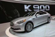2015 Kia K900 Luxury Car Houston
