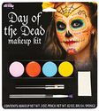 Day of the Dead Facepaint Kit - at PartyWorld Costume Shop