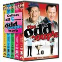The Odd Couple - The Complete Series, Seasons 1-5, DVD