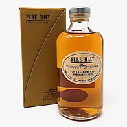 Nikka Pure Malt Black Whisky, 50cl, 43% ABV — Old and Rare Whisky