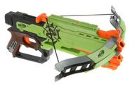 Nerf Zombie Strike Crossfire Bow at Walmart, Reduced to $16.79 (Best Deal For This Popular Crossbow)