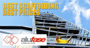 Lightweight Aluminium Scaffolding Towers for Sale