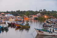 Beruwala Fishing Harbour