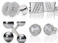 Select mens cufflinks NZ as per function