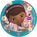 Doc McStuffins Party Plates - at PartyWorld Costume Shop