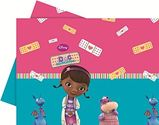 Doc McStuffins Tablecover - at PartyWorld Costume Shop