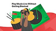 How To Play Music On Facebook Live Without Getting Blocked - BeLive Blog %