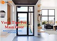 Direction Of The Main Door Vastu