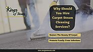 Why Hire A Carpet Steam Cleaning Services | Castle Rock