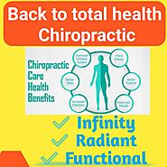 Back to Total Health First Chiropractic: Infinity, Radiant, Functional