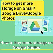 How to buy more storage on google photos | Get more space in gmail