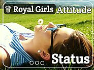 ♕ Royal Girls Attitude Status For Instagram Story, Facebook, Whatsapp In English Quotes | Jobklix