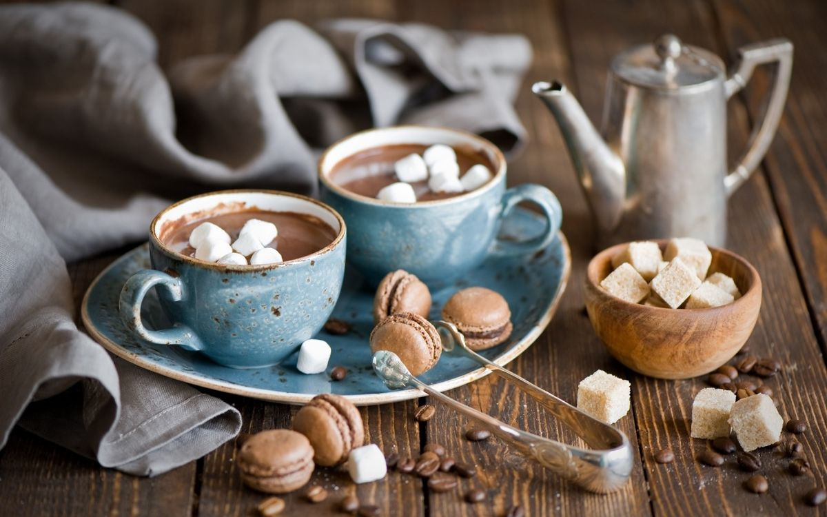 Headline for Delectable Hot Chocolate recipes to indulge in this season