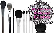 9 Makeup Brushes You Should Own