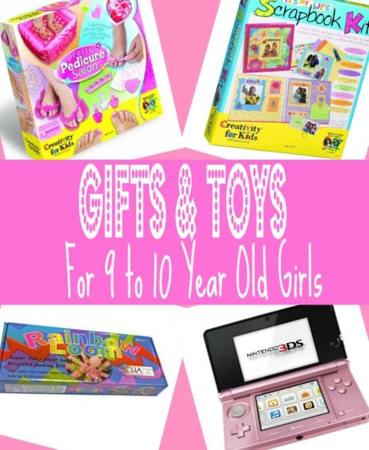 Headline for Best Unique Gift Ideas For A 9 Year Old Girl - Reviews And Ratings