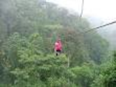 Fly on a Zipline