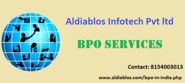 All the Information about Aldiablos Infotech Pvt Ltd BPO Services