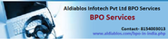 Aldiablos Infotech Pvt Ltd Outsourcing Data Conversion BPO Services